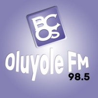 Logo of radio station oluyolefm