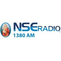 Logo of radio station NSE Radio 1380 AM