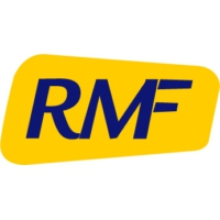Logo of radio station RMF Rock