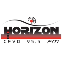 Logo of radio station CFVD Horizon FM 95.5