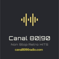 Logo de la radio Canal 8090  Retro Hits Radio