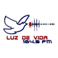 Logo of radio station Luz de vida