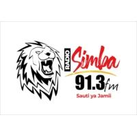 Logo de la radio RADIO SIMBA 91.3FM