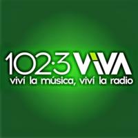 Logo of radio station VIVA 102.3