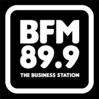 Logo of radio station BFM 89.9