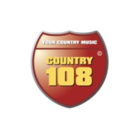 Logo of radio station Country 108