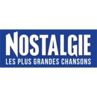Logo of radio station Nostalgie Guyane