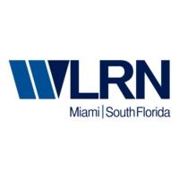 Logo of radio station WLRN Radio