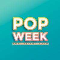 Logo of radio station POPWEEK