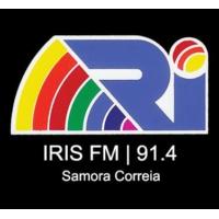 Logo of radio station Íris FM