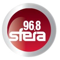 Logo of radio station Sfera 96.8