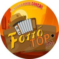 Logo de la radio Forró Top FM