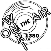 Logo de la radio 1380 WNRI