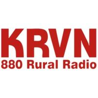Logo of radio station 880 KRVN