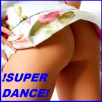 Logo of radio station !SUPER DANCE!