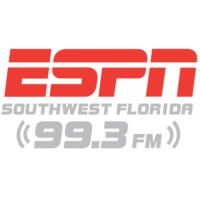 Logo of radio station WWCN 99.3 ESPN