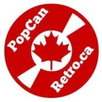Logo de la radio PopCanRetro