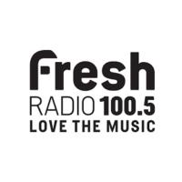 Logo of radio station CKNG-FM 92.5 Fresh Radio