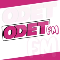 Logo of radio station ODET FM