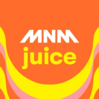Logo of radio station MNM Juice