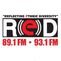 Logo of radio station CKYE RED FM 93.1