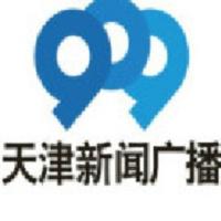 Logo of radio station 天津新闻广播 - Tianjin Radio News