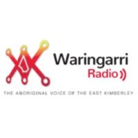 Logo de la radio Waringarri Radio