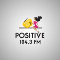 Logo de la radio რადიო პოზიტივი FM 104.3