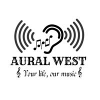 Logo of radio station AURAL WEST