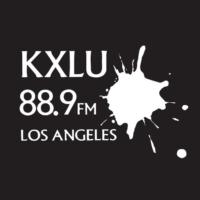 Logo de la radio KXLU 88.9 FM