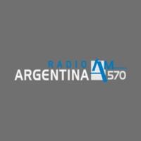 Logo of radio station Argentina AM 570