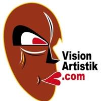 Logo of radio station VisionArtistik