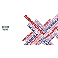 Logo of radio station BBC Radio WM (West Midlands)