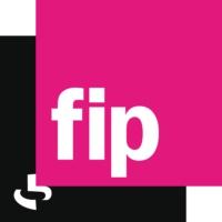 Logo de la radio FIP à Bordeaux