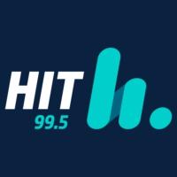 Logo of radio station hit99.5 Sunraysia