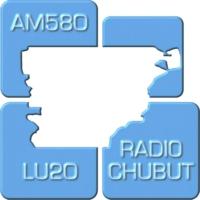 Logo de la radio LU20 Radio Chutbut