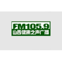 Logo of radio station 山西健康之声 FM105.9