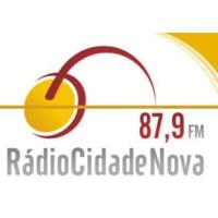 Logo of radio station Rádio Nova Cidade FM