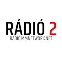 Logo of radio station Rádió 2