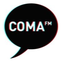 Logo of radio station coma.fm
