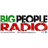 Logo of radio station Big People Radio
