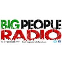 Logo of radio station Big People Radio