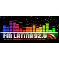 Logo de la radio FM Latina 92.5