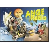 Logo of radio station ANGE RADIO