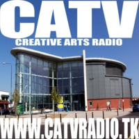 Logo of radio station CATV - Creative Arts Radio