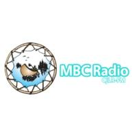 Logo of radio station MBC Radio