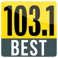 Logo of radio station Best FM 103.1