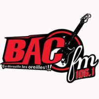 Logo of radio station Bac FM