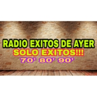 Logo of radio station Radio Exitos de Ayer