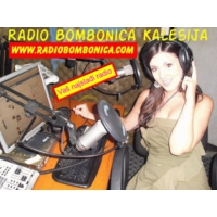 Logo of radio station Radio Bombonica Kalesija